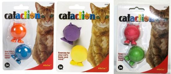 Cataction CUZ toys