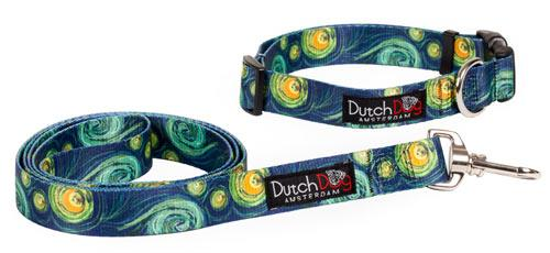 Dutch Dog of Amsterdam designer dog collars