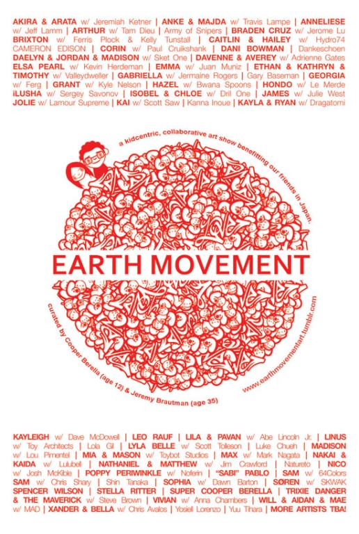 EARTH MOVEMENT Postcard Back (low res)