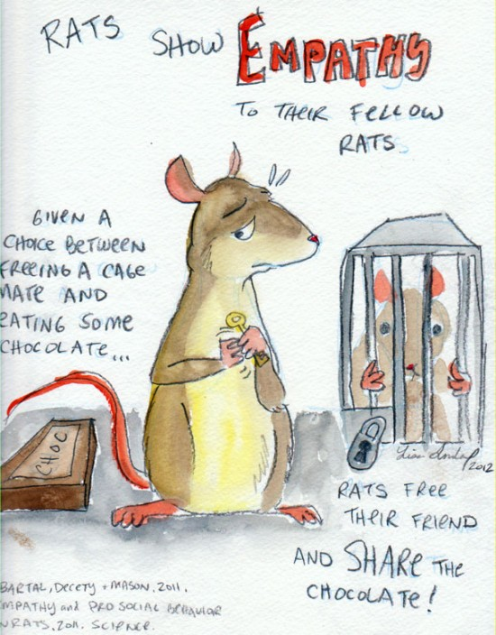 Rats by Lisa Sindorf