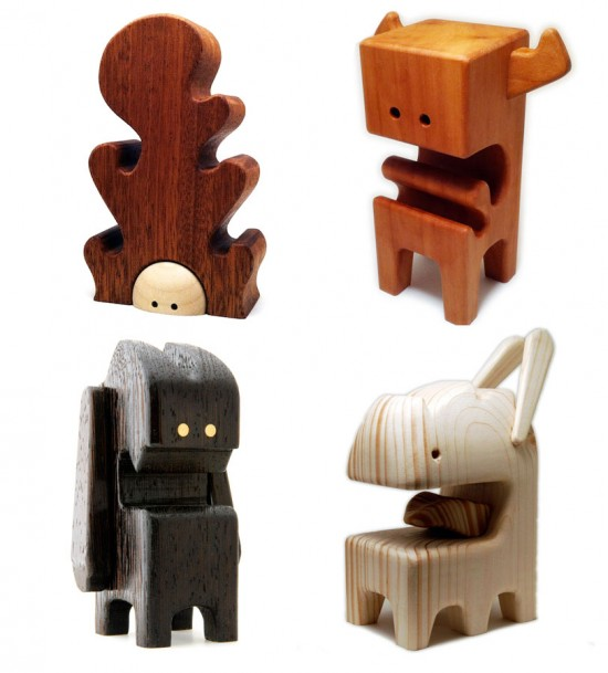 Swiss Wood Toy Art by Pepe Hiller
