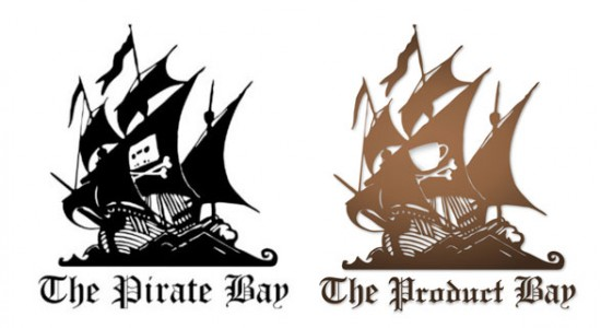 The Pirate Bay vs. The Product Bay
