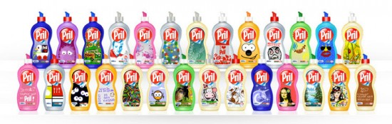 German soap: Pril