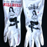 Rosie Dirty Dish Gloves
