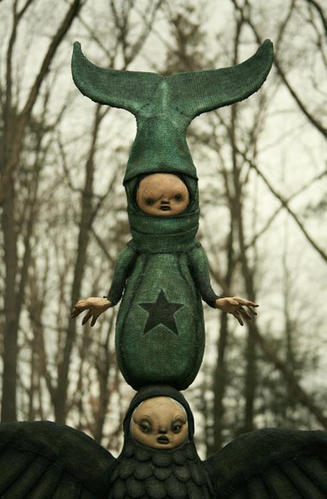Totem by Scott Radke
