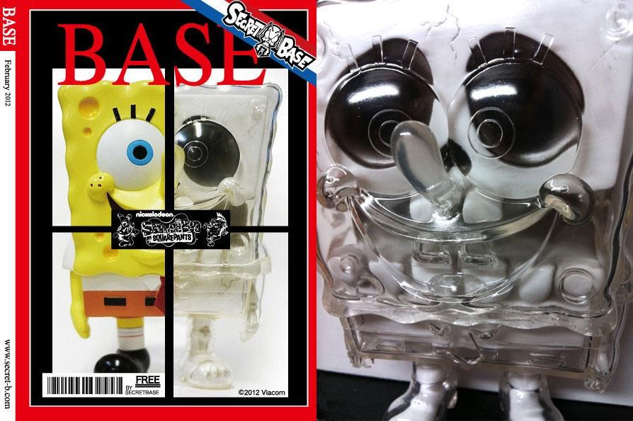 SecretBase x Spongebob Squarepants
