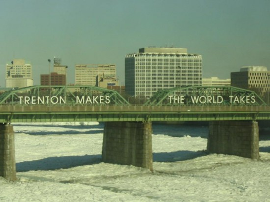 Trenton Makes: The World Takes