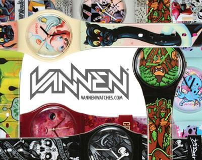 Vannen Artist Watches