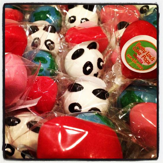 """Once you Pop, you can't stop!"" with Betty Lou's custom Cake Pops"