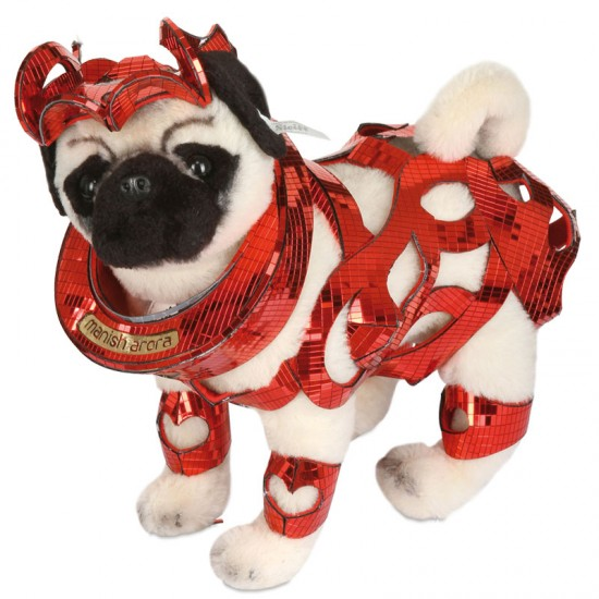 Manish Arora pug dog