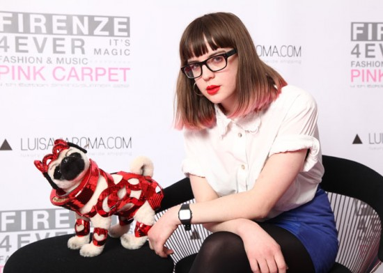 Manish Arora Pug adopted by Clash