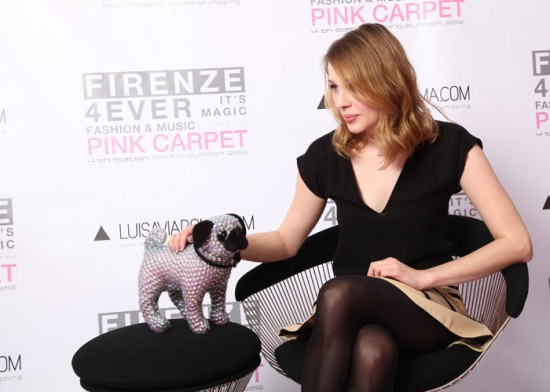 Theyskens Theory Pug adopted by Les Mads