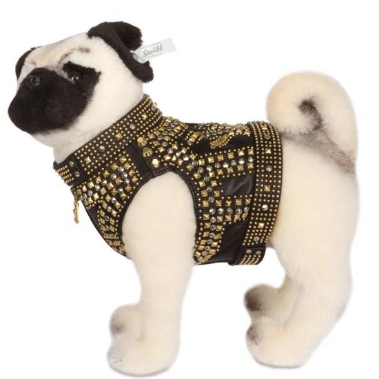 Versace pug dog