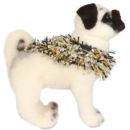 Fausto Puglisi pug dog