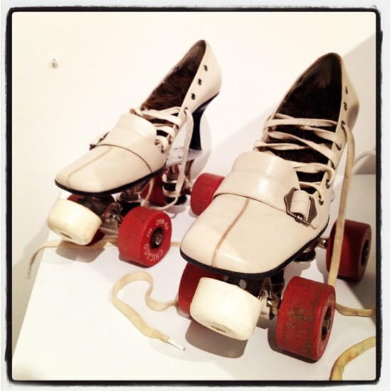 Skates No. 2 (Well Aren't You a Big Girl Now?) by Ron Ulicny