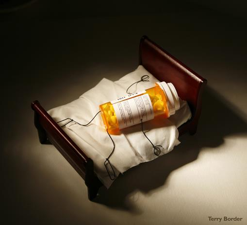Bent Objects: Sleeping Pills