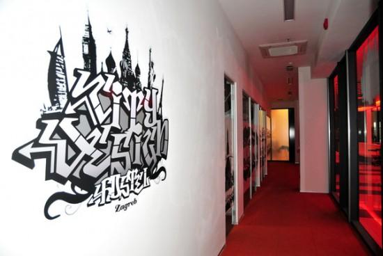 City Design Hostel by Tomislav Zvonarić
