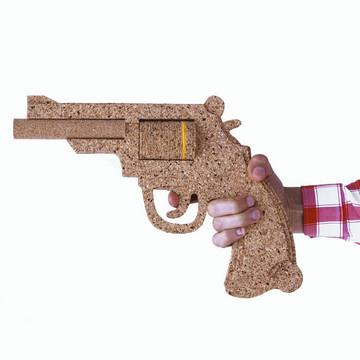 """Cork Gun"" by Sarah Applebaum"