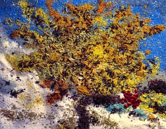 "Kelly McCollam (After Van Gogh's ""Mulberry Tree"")"