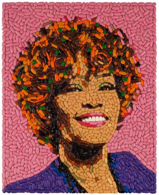 Whitney Houston by Jason Mecier