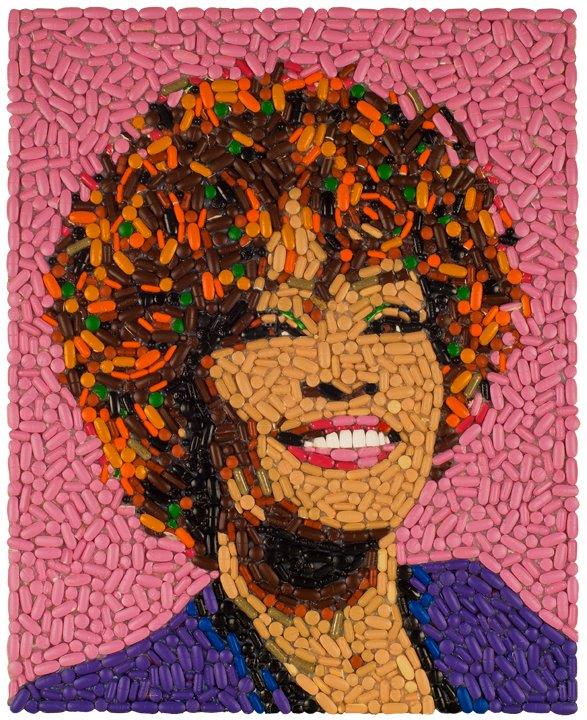 Whitney Houston by Jason Mecier