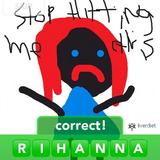 Rihanna by Liverdiet