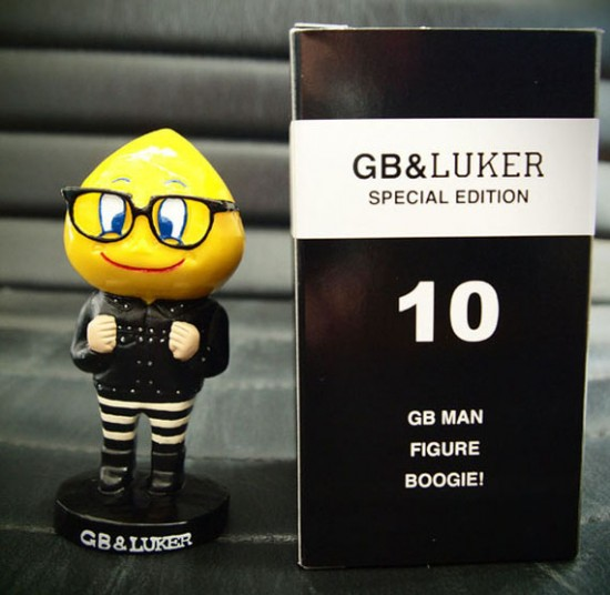Luker by Neighborhood GB Man