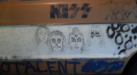 Kiss x Cobain x Melvins = Melvan