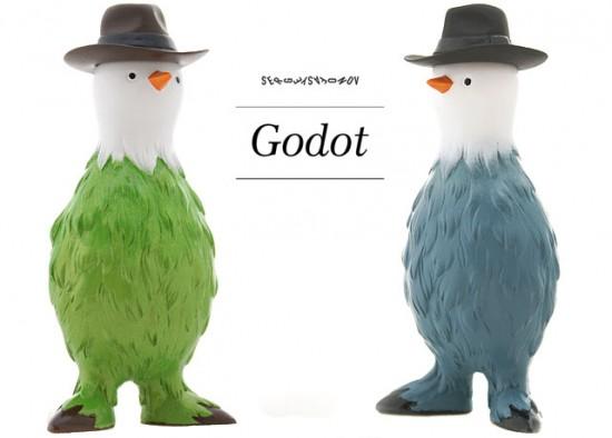 Godot by Sergey Safonov