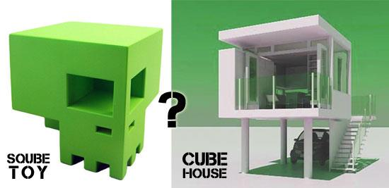 Cube House thesis project