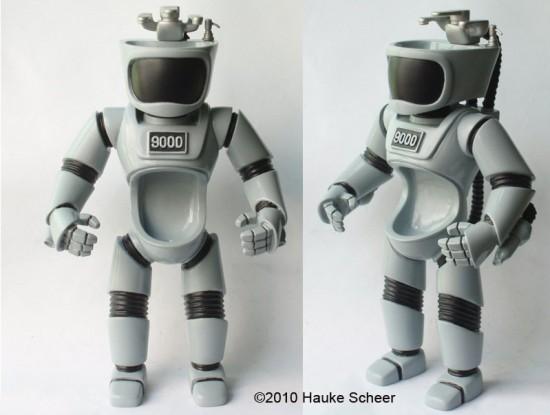U.R.I.-NAL 9000 resin