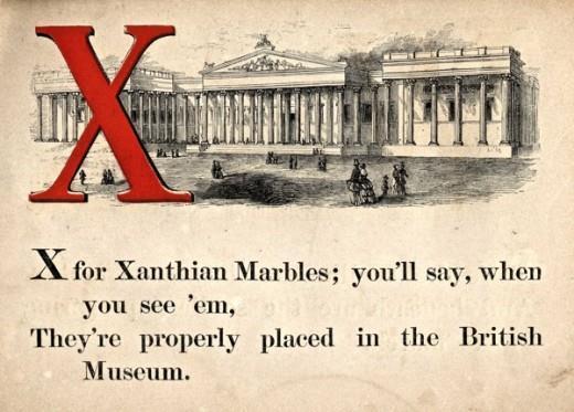 Xanthian Marbles