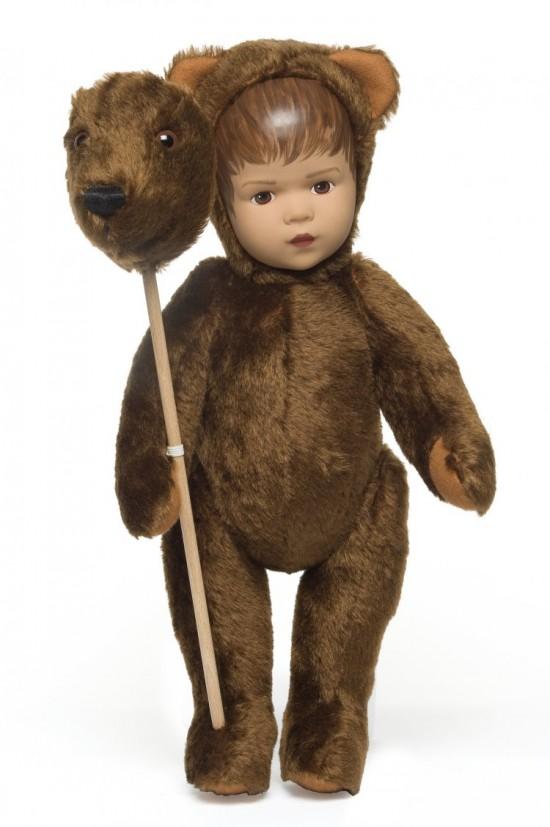 Bear Puppet 1990