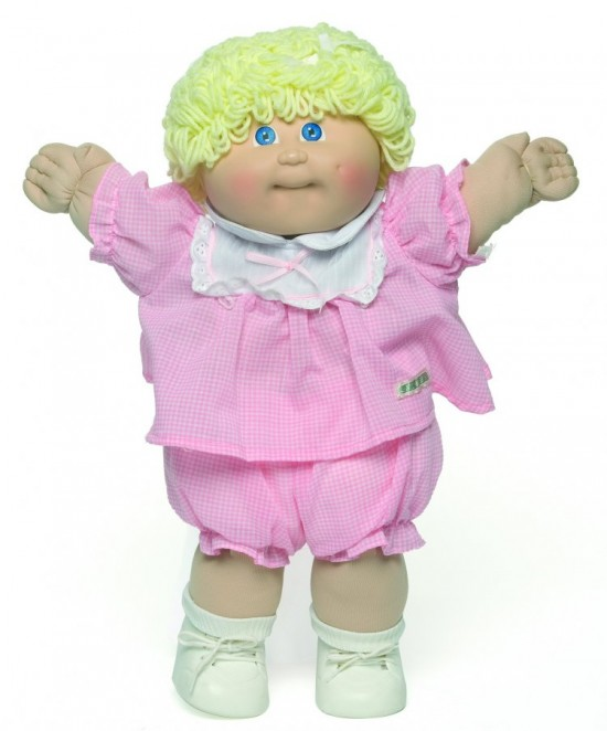 Cabbage Patch Kid 1982