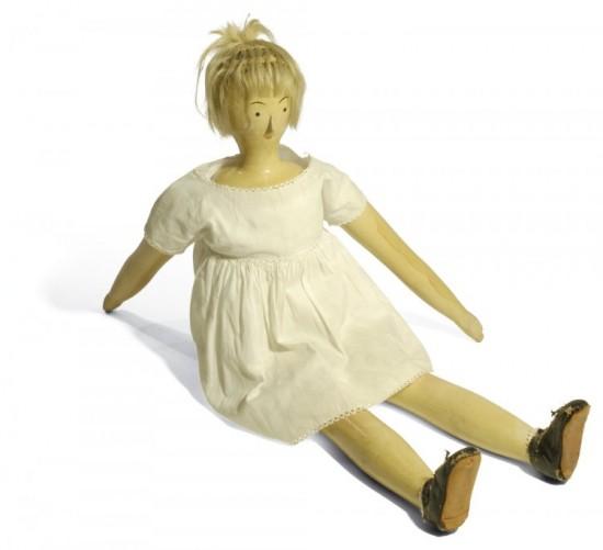 Child Puppet 1916