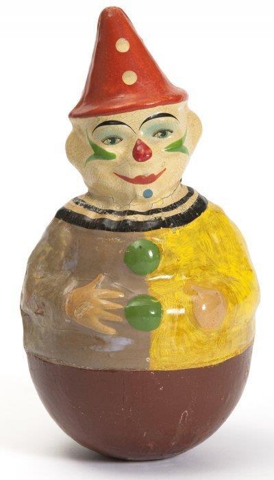 Dolly Rolly Clown 1920