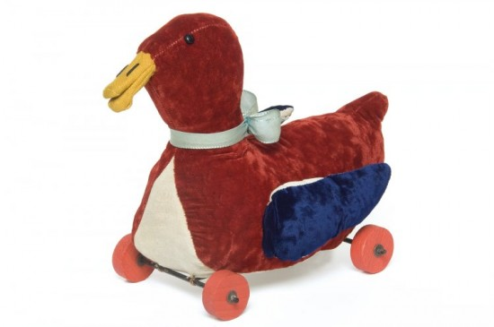Duck with Roller Skates 1940