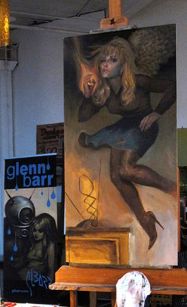 Glenn Barr (in progress)