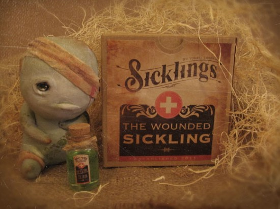 The Wounded Sicklings by Yosiell Lorenzo