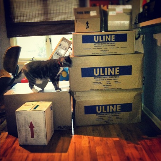Let it be known that this is the beginning of a new meme: #boxesofinstagram via @bryanbrutherford.