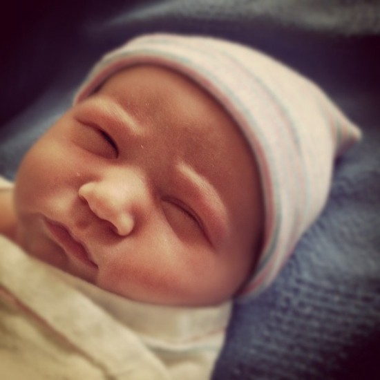 @mrscotttolleson & Mrs. Scott Tolleson welcome new baby Piper into their lives! Congratulations!