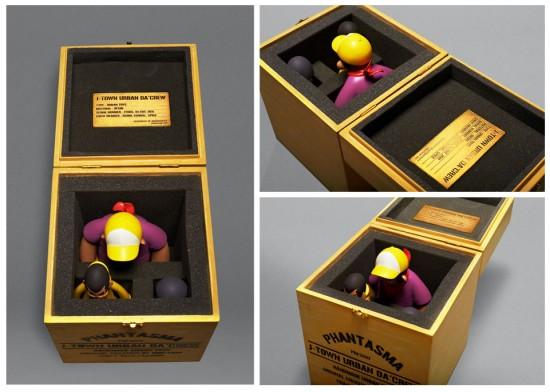 J-Town Urban Da Crew collectible toys