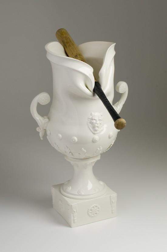unusual porcelain sculptures