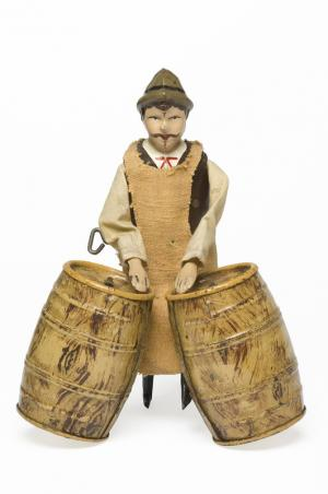 Man with Drums 1907
