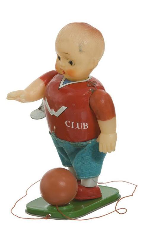 Mechanical Footballer 1960