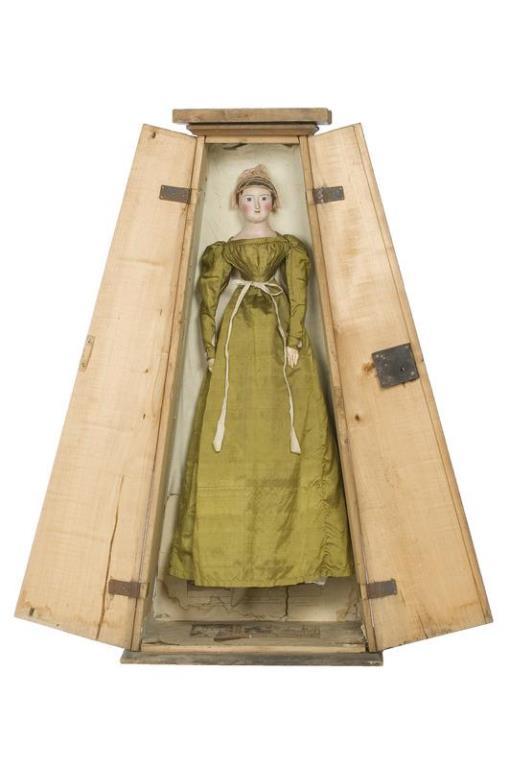 Parisian Doll 1829