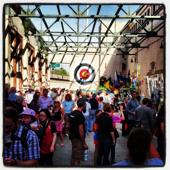 RVA Street Art Festival 2012