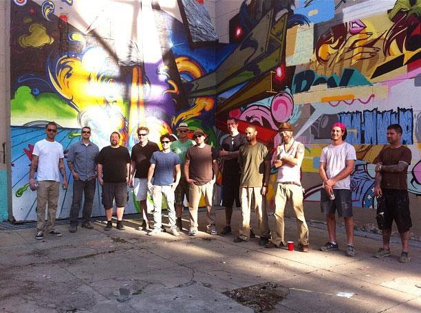 RVA Street Art Festival Artist Lineup