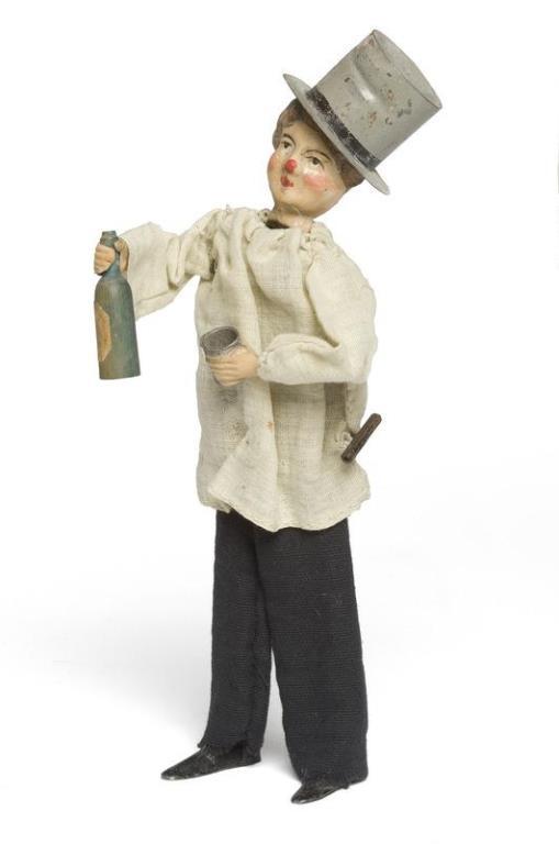 The Drunkard vintage toys 1899