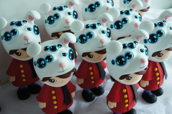 An Army of Benny the Dreamers...